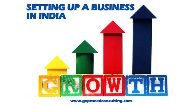 Setting up a business in India