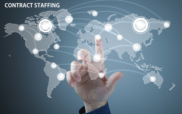 Contract Staffing for fulfilling Global Business Aspirations