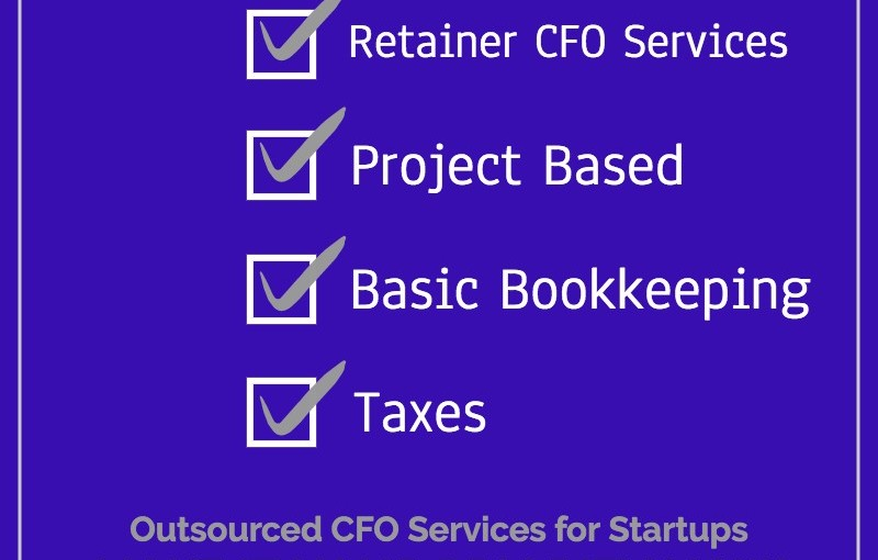 Outsourced CFO Services for Startups for Winning edge