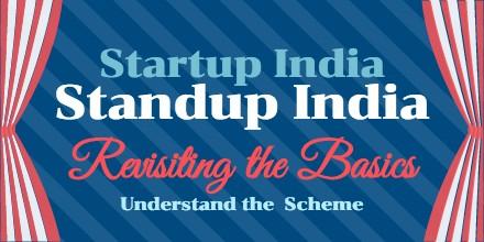 Start Up India Stand Up India Scheme
