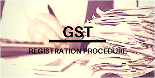 GST Registration Procedure