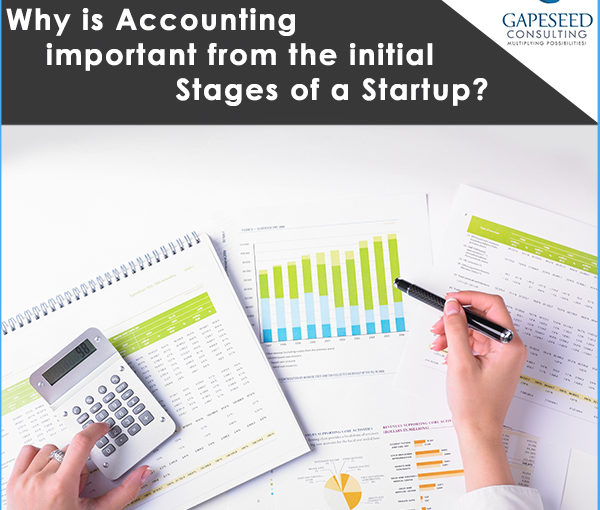 Importance of Accounting  for Startups
