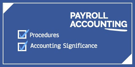 PAYROLL ACCOUTING